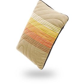 Rumpl Stuffable Pillow, desert grade